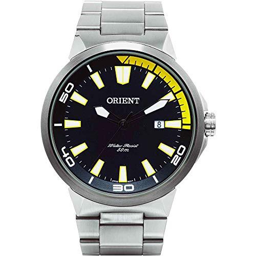 Relógio Masculino Analógico Orient MBSS1197A PYSX - Prata