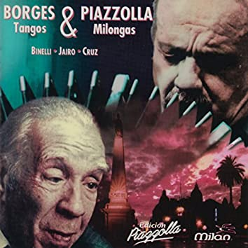 Tangos & Milongas (feat. Daniel Binelli, Jairo, Lito Cruz)