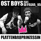 Plattenbauprinzessin (feat. DJ Pasha_95) [Explicit]