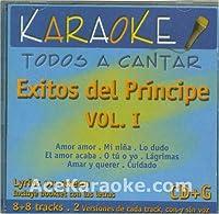 Karaoke: Exitos Del Principe