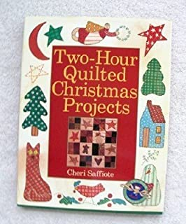Two-Hour Quilted Christmas Projects