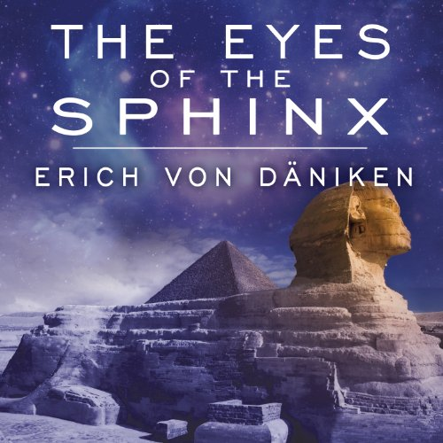 The Eyes of the Sphinx audiobook cover art