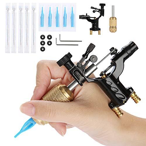 Kit de herramientas de tatuaje profesional Liner Needle Kit Accesorios de máquina...