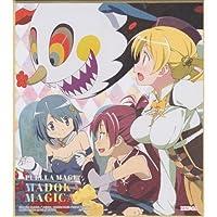 魔法少女まどか☆マギカ 色紙ART2[MM14.杏子&マミ&さやか](単品)