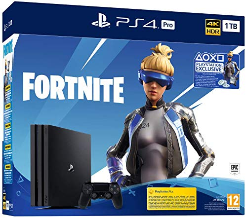 PS4 Pro Gamma 1TB + Fortnite Vch - Special - PlayStation 4