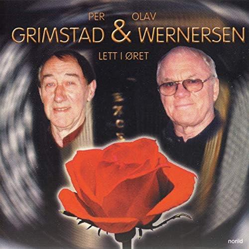 Per Grimstad & Olav Wernersen