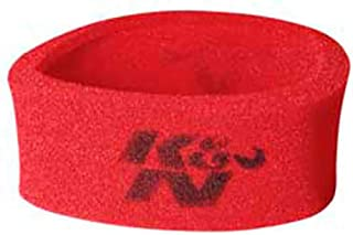 K&N 25-3760 Red Oiled Foam Precleaner Filter Wrap - For Your 25-5600 Round Filter