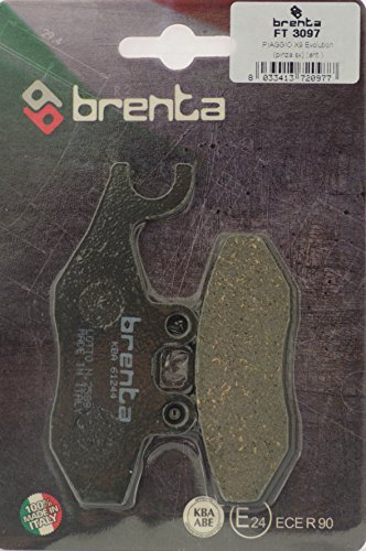 BRAKE PAD / PASTILLAS DE FRENO BRENTA FT3097