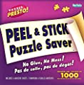 Puzzle Presto! Peel & Stick Puzzle Saver: The Original and Still the Best Way to Preserve Your Finished Puzzle! from Buffalo Games