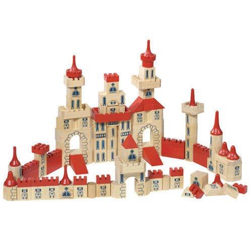 Toys Pure - 2041753 - Jeu De Construction De Château