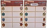 Erik - Étiquettes Scolaires - Harry Potter - 8x4cm