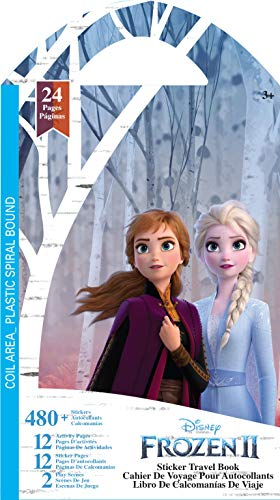 Frozen 2 Sticker Travel Book