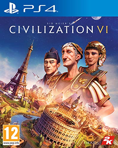 Sid Meier´s Civilization Vl - [PlayStation 4][AT-PEGI]