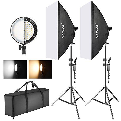 Best softbox video lighting kit
