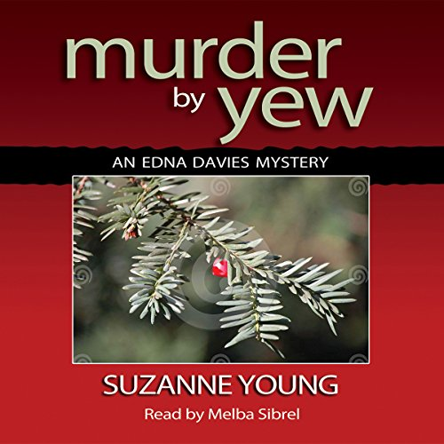 Murder by Yew cover art