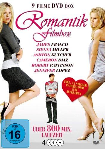 Romantik Filmbox [4 DVDs]