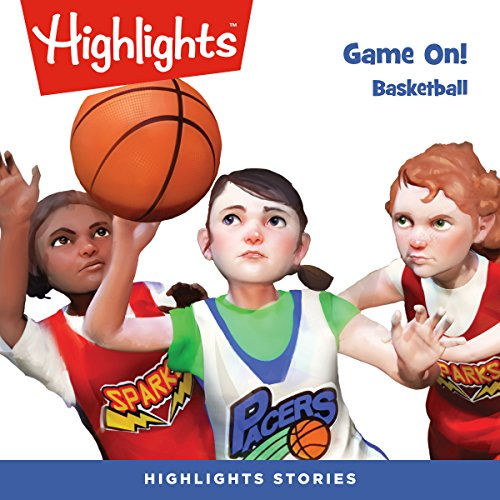 Game On! Basketball copertina