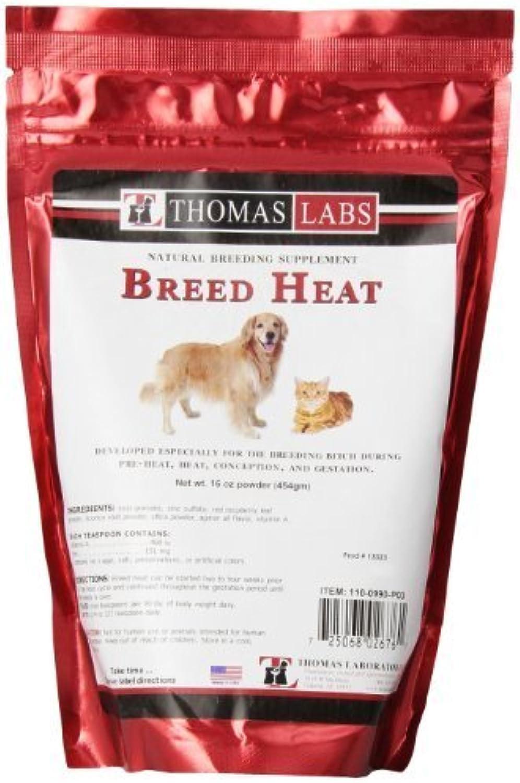 Breed Heat, 16 oz powder by THOMAS LAB