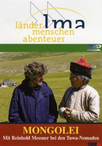 Mongolei - Mit Reinhold Messner bei den Tuwa-... [Edizione: Germania]