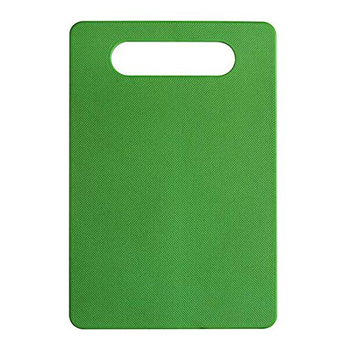 Flexibele kunststof snijplank, milieuvriendelijke skid plate antibacterieel, niet giftig, keuken creatief gesneden fruitschaal,Green
