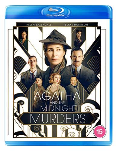Agatha and the Midnight Murders Blu-Ray
