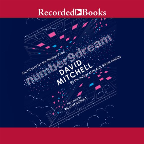 Number9Dream audiobook cover art