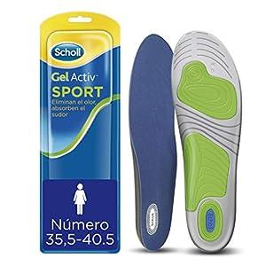 Plantilla para zapatos deportivos,EVA transpirable absorción de golpes, longitud completa, almohadilla para pies ortopédicos ajustable para fascitis plantar,correr, espolones de talón dolor de pies: Amazon.es: Hogar
