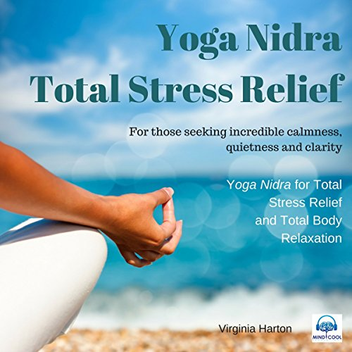Total Stress Relief audiobook cover art