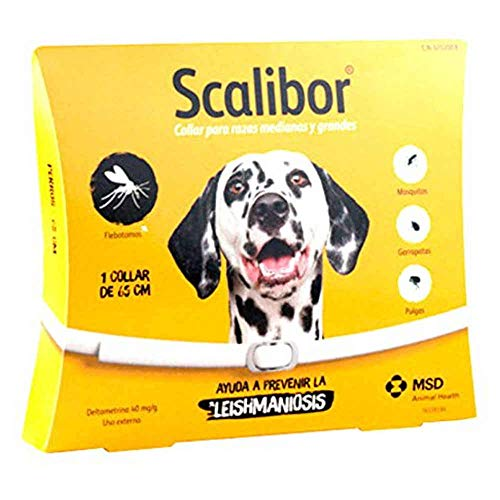 Scalibor – Collar para Perro Grande – 65 cm