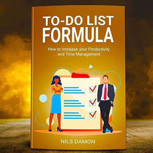 To Do List Formula audiobook cover art