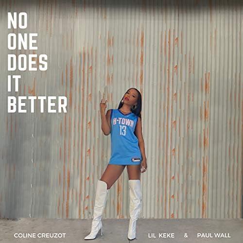 Coline Creuzot feat. Paul Wall & Lil Keke