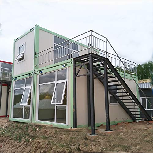 Economical Prefabricated Modular Mobile Portable Container House