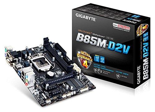 Gigabyte GA-B85M-D2V Socket 1150