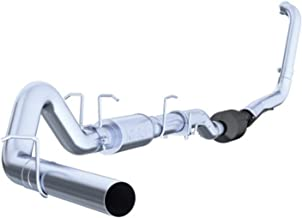 MBRP S6212P Turbo Back Single Side Off-Road Exhaust System