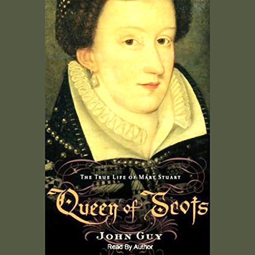 Queen of Scots audiobook cover art