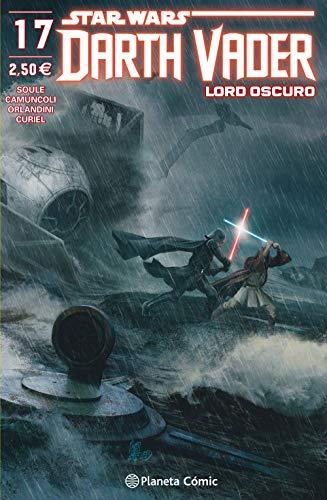 Star Wars Darth Vader Lord Oscuro nº 17/25 (Star Wars: Cómics Grapa Marvel)