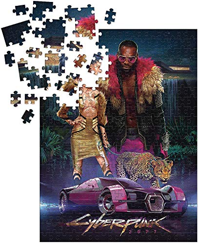 Cyberpunk 2077   Puzzle Neokistch 1000 Piezas (3006 718)