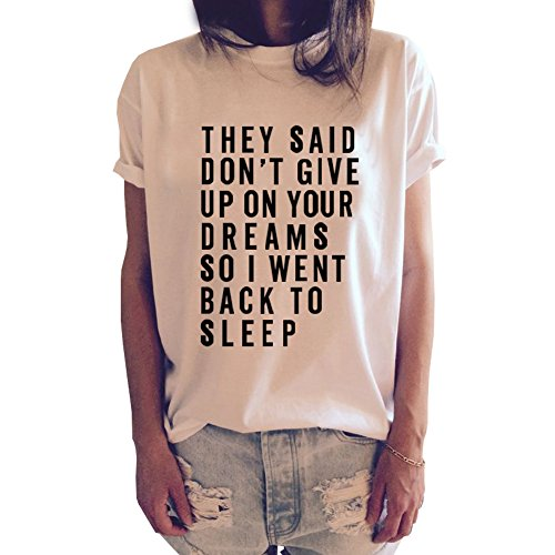 Funny T Shirts are perfect Easter basket stuffrs for teen girls