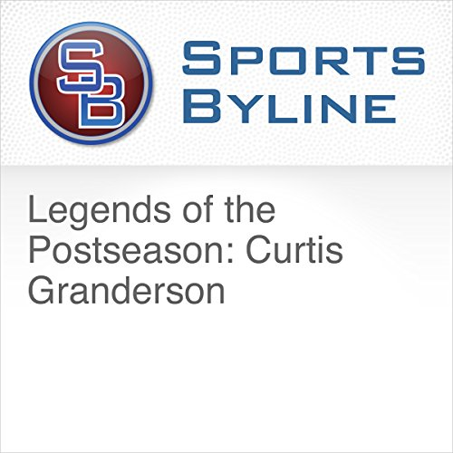 Legends of the Postseason: Curtis Granderson cover art