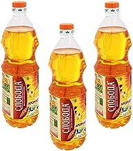 SLOBODA Unrefined Aromatic Sunflower Oil TOP GRADE 1L x 3 PACK NO GMO Product of Russia Масло подсолнечное Слобода нерафин...