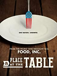 grow your own food - a place at the table