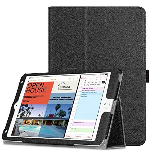 Fintie, hoes, compatibel met iPad Mini 5 2019, iPad Mini 4 2015 - [hoekbescherming] Slim Fit Foilo, kunstleer, beschermhoes met automatische slaap-waakfunctie voor 7,9