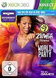 Zumba Fitness World Party (Kinect) [Edizione: Germania]