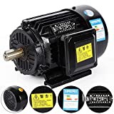 2200W 400V Elektromotor Drehstrommotor, 2800U/min Kompressor Asynchronmotor 3-phas