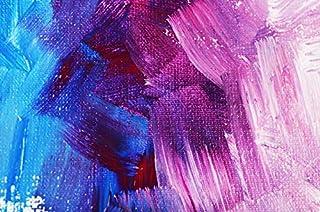 3D Purple Pigment 115 Wall Paper Print Decal Deco Indoor Wall Mural Self-adhesive Wallpaper AJ WALLPAPER AU Zoe (416x254cm...