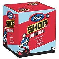 Scott Blue Shop タオル 箱入り 200枚