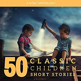 50 Classic Children Short Stories audiobook cover art