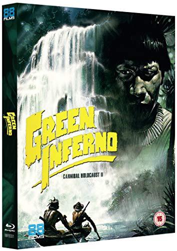 The Green Inferno AKA Cannibal Holocaust 2 [Blu-ray]