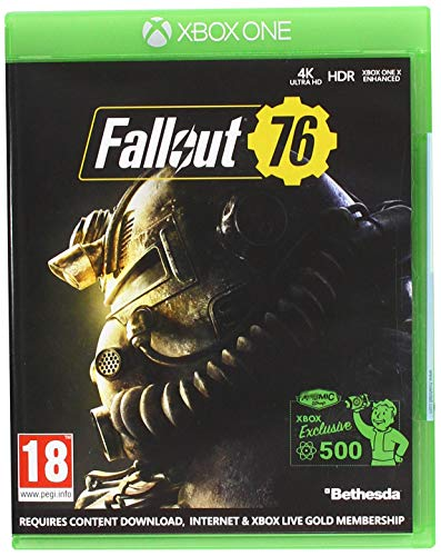 Bethesda - Fallout 76 /Xbox One (1 GAMES)
