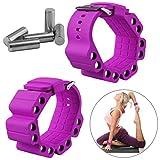 AMhuui Die Gewichteten Armband Wrist Weights, Durable Gewichte Fully Wearable Gewicht Armband...
